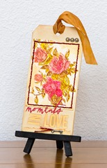 Moments in Love tag - Tim Holtz