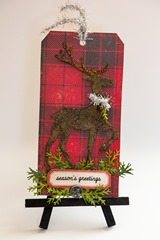 12 tags of Christmas - seven