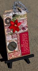 Christmas tag five