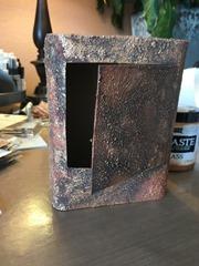 Autumn mailbox - process (2 of 6)