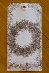 Christmas tag 10 concept