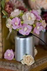 Flower Stall - detail