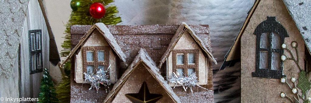 Winter village - banner