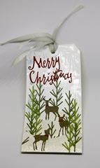 Christmas tag six