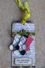 Christmas tag 11
