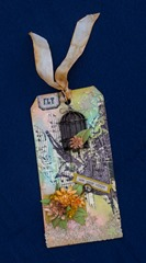 Tim Holtz Tech Remix: Use your wings